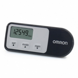 Шагомер OMRON Walking Style One 2.1 (HJ-321-RU) интернет-магазин
