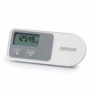 Шагомер OMRON Walking Style One 2.0 (HJ-320-RU) интернет-магазин